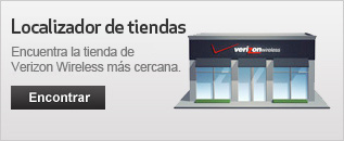 Localizador de tiendas: encuentra la tienda de Verizon Wireless ms cercana.
