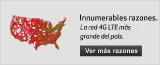 Cobertura 4G LTE